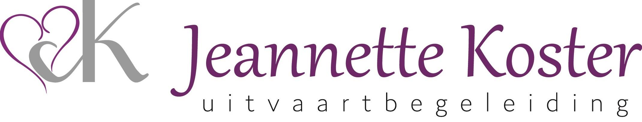 Jeannette Koster Uitvaartbegeleiding logo